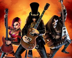 Guitar Hero 3 for the XBOX 360 – A must game for music enthusiasts